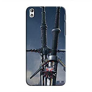Cover It Up - Witcher Blades Desire 816 Hard Case