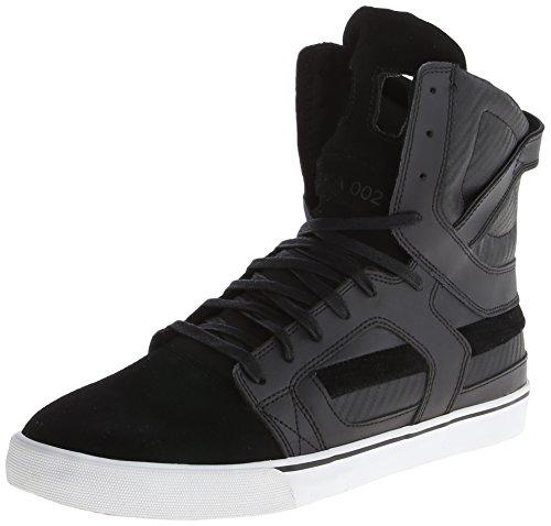 Skytop Top Black White Hi Men's II Sneaker SUPRA gqFHw5W