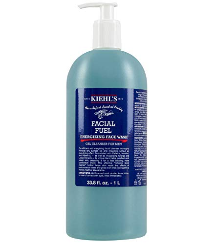 Kiehl's Herrenpflege Gesichtsreinigung Energizing Face Wash 1000 ml