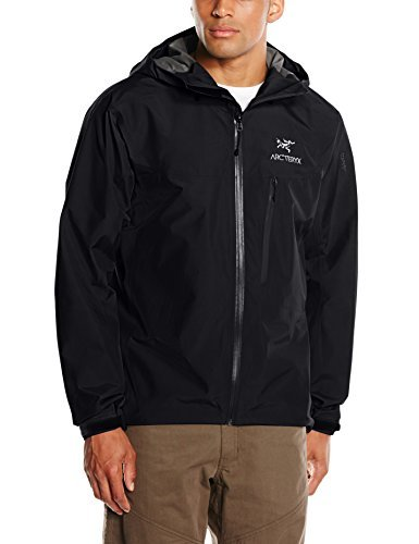 Arc'teryx Alpha SL Jacket - Men's Black X-Large by Arc'teryx