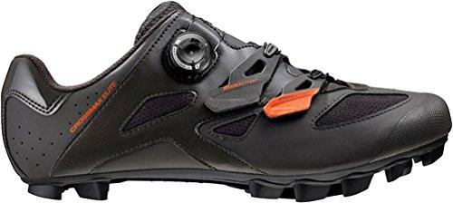 Mavic Crossmax Elite Mountain Bike Shoe - Mens After Dark/Orange 8p3neWCIZ
