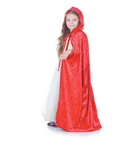 Little Girls Princess Cape -