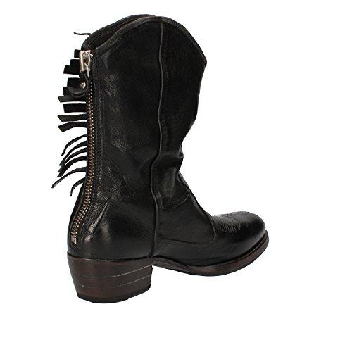 MOMA Mujer botas con flecos