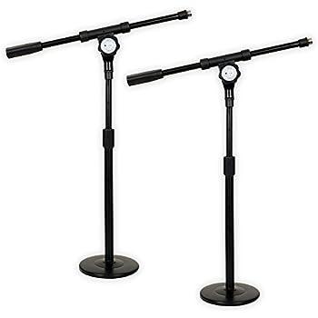 Amazon Com Podium Pro Ms4 Tabletop Boom Microphone Stands