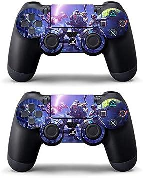 Mallalah Fortnite - Pegatinas de vinilo para mando de consola PS4, PlayStation 4, diseño de Fortnite: Amazon.es: Hogar
