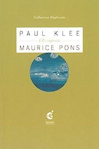 Paul Klee : L'île engloutie par Maurice Pons