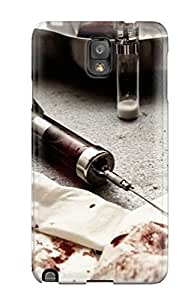 Akatsuki Galaxy Case's Shop Lovers Gifts 1028783K81504919 New Syringe Tpu Case Cover, Anti-scratch Phone Case For Galaxy Note 3