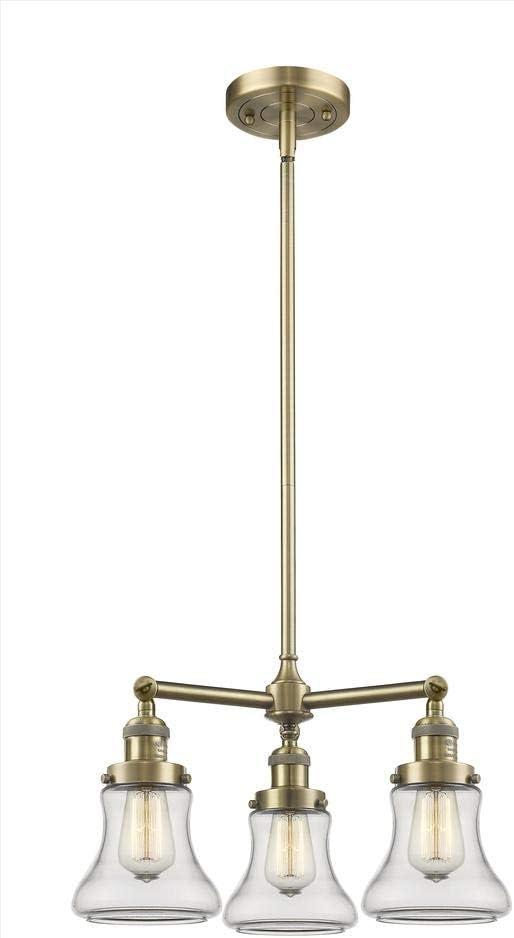 Innovations 203-BAB-G191-LED 1 Light Vintage Dimmable LED Sconce Black Antique Brass