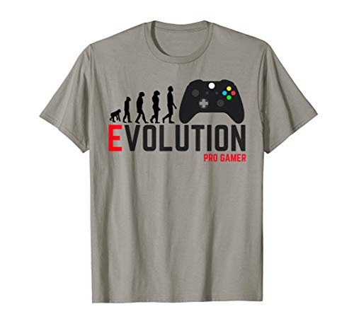 (Gaming Tee for Adults And Kids Console Pc Pro Gamer Player T-Shirt)