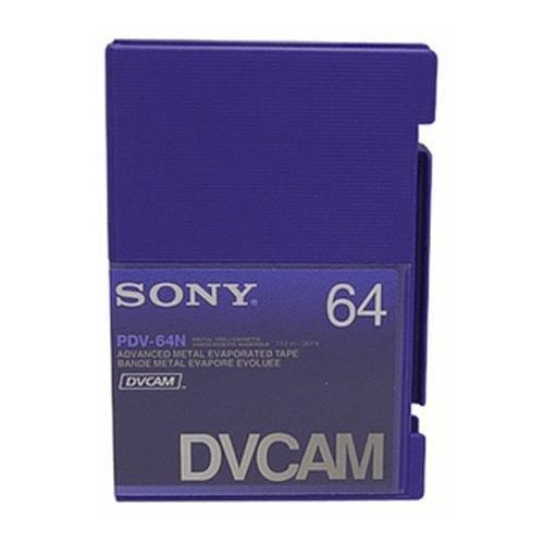SONY 64 PDV-64N DVCAM