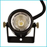 Kasco Marine LED6C11050 11 watts 6 Fixture Composite LED Light Kit44; 50 ft.