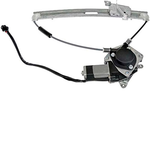 NEW POWER WINDOW REGULATOR AND MOT FOR FORD, MAZDA, MERCURY ESCAPE, TRIBUTE, MARINER 2008-2012 REAR LEFT 8L8Z7827001-A, 751-712