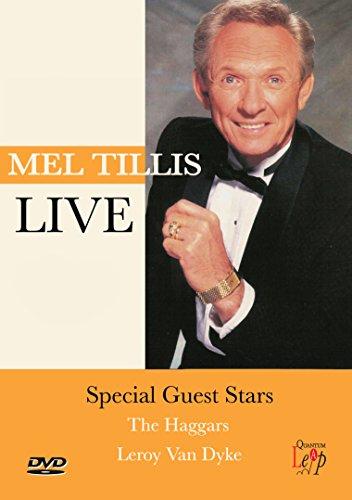 Price comparison product image Mel Tillis: Live