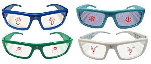 Holiday Specs Christmas celebration Snowflake product image