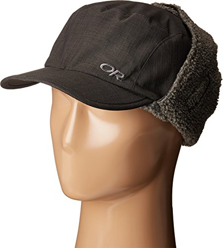 Outdoor Research Whitefish Hat, Black, (Outdoor Research Winter Hat)