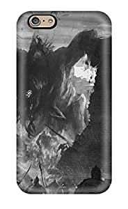 LindaOlgaa CAA-1947ZVdIEatO Case Cover Skin For Iphone 6 (creature Fantasy Abstract Fantasy)