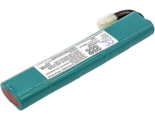 Battery Replacement for MEDTRONIC Lifepak 20, LP20, Physio-Control Lifepak 20 Part NO 11141-000068, 14200330, 3200497-000