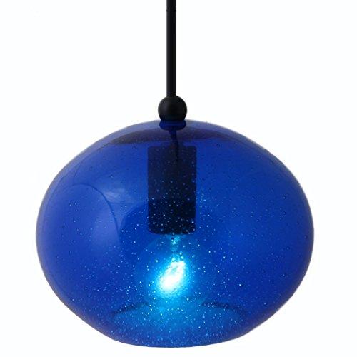 Oval Shaped Pendant Light