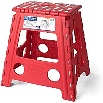 Amazon Com Acko 16 Inches Super Strong Folding Step Stool