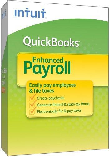 Intuit 416953 QuickBooks Enhanced Payroll