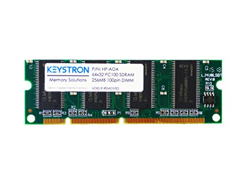 256MB Memory Upgrade for HP LaserJet 4200, 4200n, 4200tn, 4200dtn, 4200dtns, 4200dtnsl, 4300, 4300dtn, 4300dtns, 4300dtnsl, 4300n, 4300tn