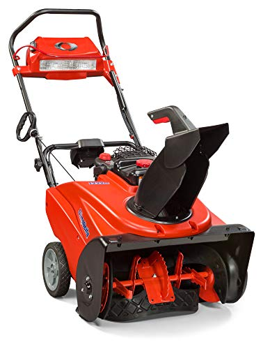 Simplicity Single Stage Snow Thrower. 22 11.5HP. Model 1696755