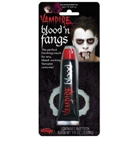 Vampire Blood N' Fangs (Vampire Cullen Costumes)