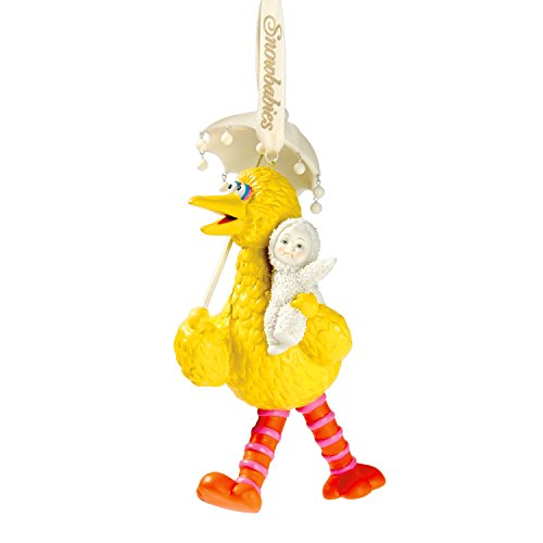 Department 56 Snowbabies Big Bird Ornament