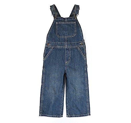 Wrangler 4T Baby Toddler Kids Jean Overalls Size 4. (Reverb) -
