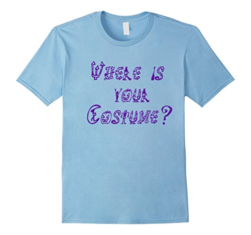 Mystery Man Halloween Costume (Mens Where is your Costume ? Halloween Mystery Dracula October 2XL Baby Blue)