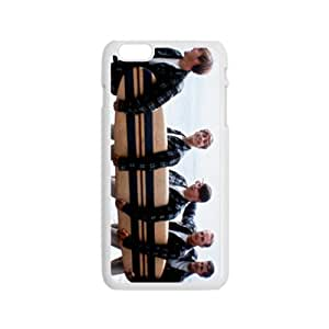 Happy Mature cooperative men Cell Phone Case for Iphone 6