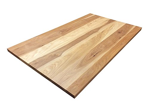 """Price comparison product image Armani Fine Woodworking Calico Hickory Tabletop 30"""" x 60"""" x 1"""""""