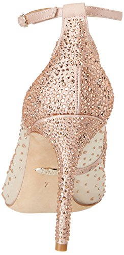 discount brand new unisex outlet with paypal Badgley Mischka Women's Weylin Pump Blush buy cheap low cost outlet low shipping fee cheap affordable 4mh23