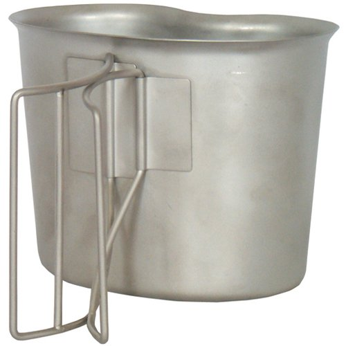 Fox Outdoor Products Aluminum Canteen Cup, 1 Quart
