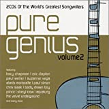 Pure Genius Vol.2: 40 Acoustic Masterpieces from the World's Greatest Songwriters