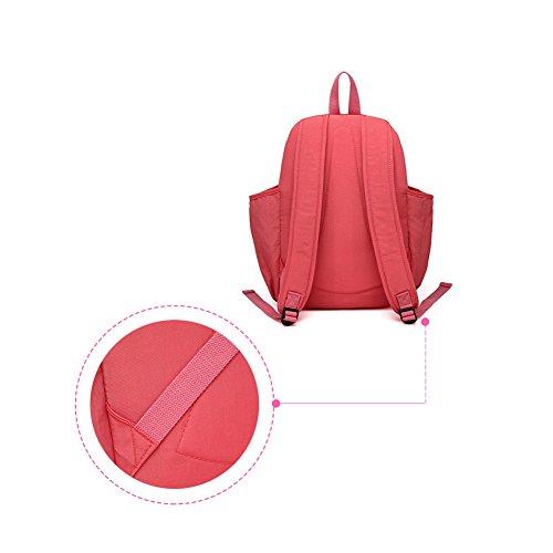 Verde Yvonnelee Para 110095 rosa Cruzados Bolso Mujer Rosa wwg7q