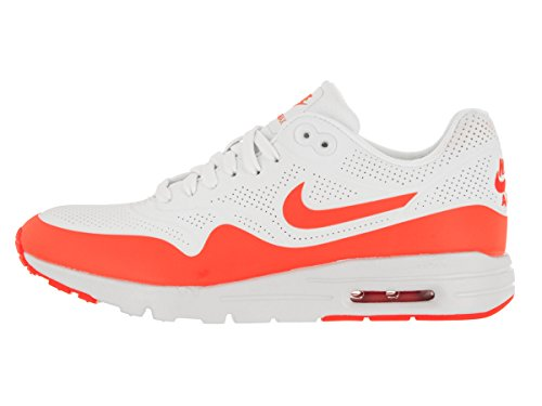 Nike Women's Air Max 1 Ultra Moire Summit White/Total Crimson Running Shoe 9 Women US from china cheap price discount popular WcG2zv