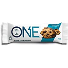 Oh Yeah! One bar, chocolate chip cookie dough 12 count