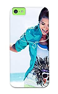 Hot Tpu Cover Case For Iphone/ 5c Case Cover Skin Design - Nina Dobrev