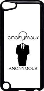 funda rigida Ipod Touch 5 anonymous logo 2