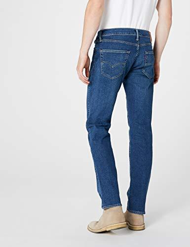 Adv Blu Str Levi's Uomo huxley 2610 Fit 511 Slim Jeans xqBwTF0Bv