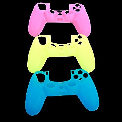 Yttl 174 3 Pack Glow In Dark Playstation 4 Controller