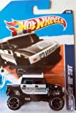 Hot Wheels 2011, Hummer H2 SUT Police Car 161/244. HW Main Street. 1:64 Scale.