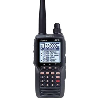Yaesu FTA750L Handheld VHF Transceiver / GPS by Yaesu