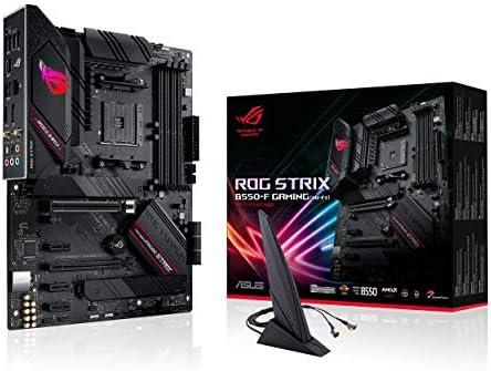 ASUS ROG STRIX B550-F GAMING (WI-FI) - Placa Base Gaming ATX AMD AM4 con VRM