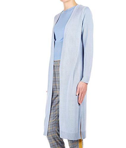 14e0597d8e46 Silvian Heach Women s PGP19219CDAQUA LIght Blue Viscose Cardigan