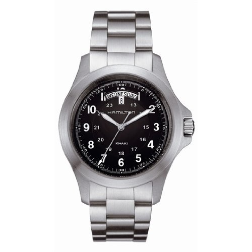 - Hamilton Khaki King Quartz Watch H64451133