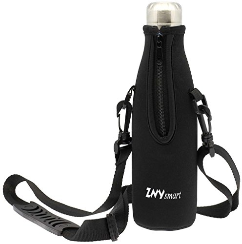 ZNYSMART Mira Swell Water Bottle Carrier Holder Carrier for 17 oz / 500ml Cola Shape Insulated Bottle ()