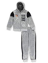Quad Seven Boys' Dunk Legend 2-Piece Sweatsuit Pants Set