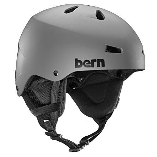 Bern Macon MIPS Helmet 2019 - Medium/Matte Grey
